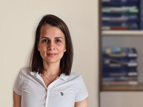 Frau Gamze Batinli